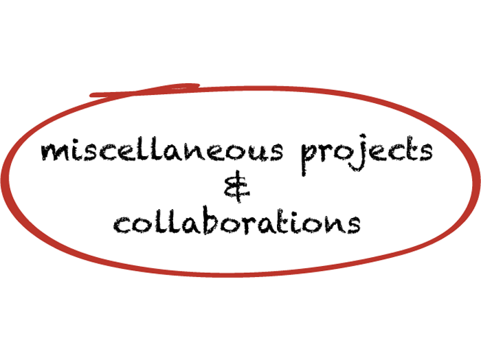 the Miscellaneous Projects and Collaborations logo